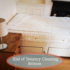 end of tenancy clean brixton