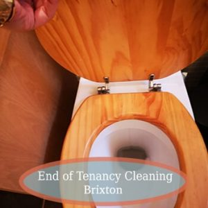 end of tenancy cleaning brixton