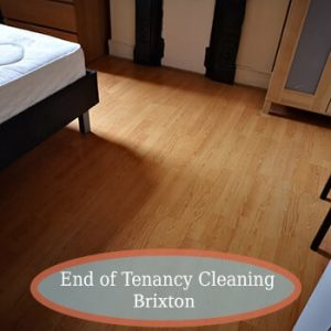 end of tenancy cleaning services brixton