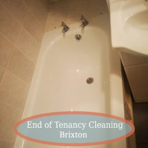 house clean brixton