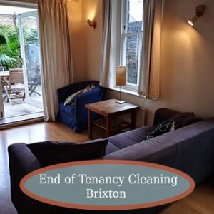 house cleaning brixton